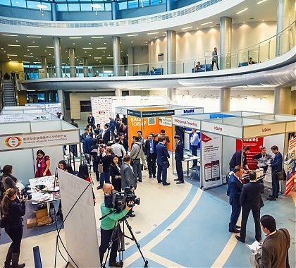 "Specialized exhibition ""logistics and foreign trade"""